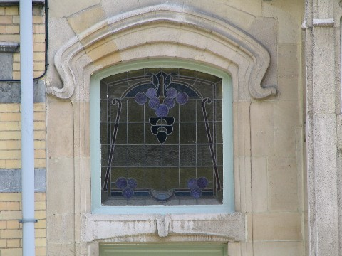 Bruxelles photos 5 for Art nouveau fenetre